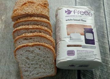 לחם לכריכים עם קמח freee