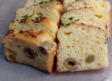 מאפה גבינות מלוח -תבנית אינגליש קייק